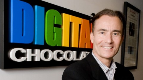 EA Founder and former Digital Chocolate CEO