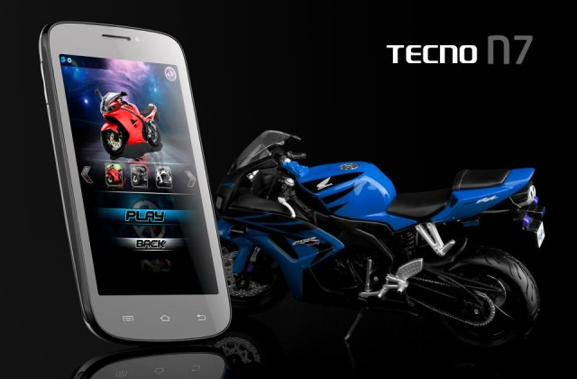 Tecno N7 lifestyle