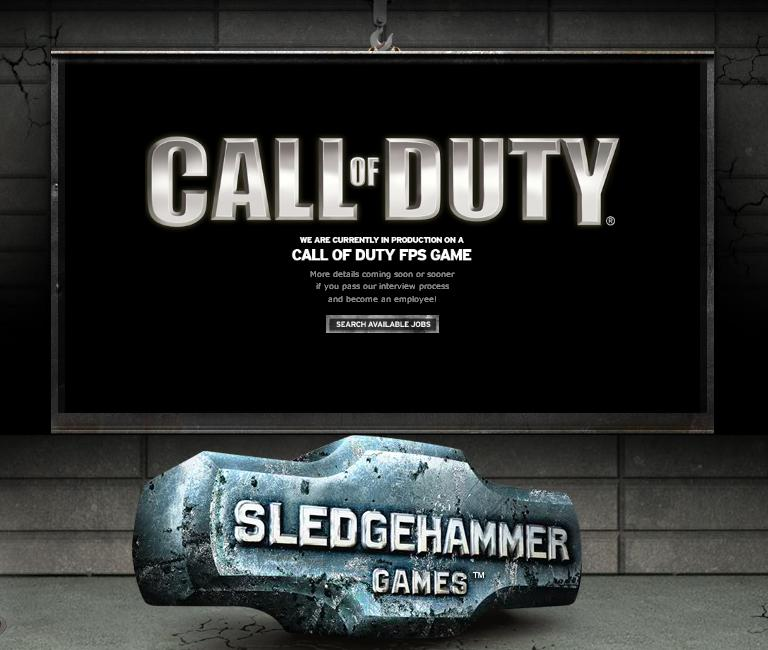 call-of-duty-8-will-be-an-FPS-and-made-by-sledgehammer